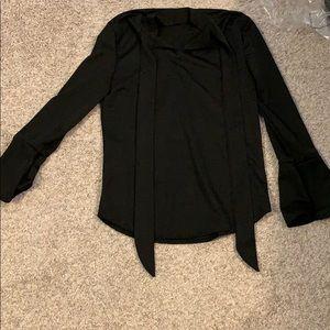 Tops - Black dress shirt
